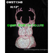 large tall pageant animal tiara
