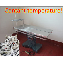 Constant Temperature Animal Operating Table Dwv-Iihw