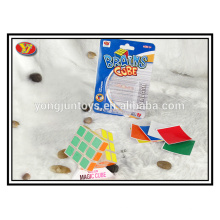 3x3x3 magic puzzle cube promotional puzzle game for children