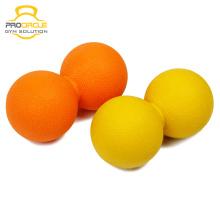 Procircle Peanut Massage Hóquei Duplo Lacrosse Ball