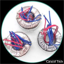 Bobine d'étouffement de puissance toroïdale de Transformador 220V-14V pour la large gamme de circuits électroniques