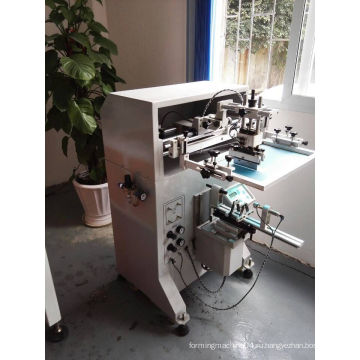 Полуавтоматическая печатная машина с кремниевым браслетом