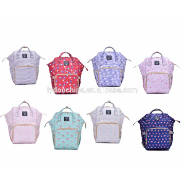 New Design Mother Backpack Diaper Maternity Backpacks Outdoor Nursing Travel Bags
