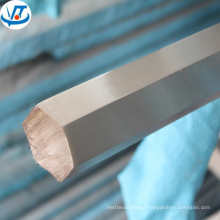 Small hexagonal rod 7x7mm with stainless steel material