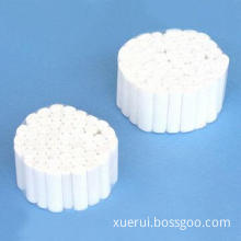 Medical Rolls for Dental Use, Made of Cotton, Available in Various Sizes