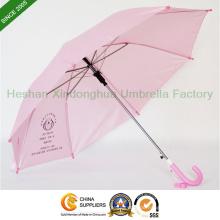 19-Zoll-Kid Regenschirm mit Pfiff für Werbung (KID-0819Z)