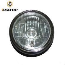 Wholesale Custom Crystal glass motorcycle led projector headlights EN125 Head light
