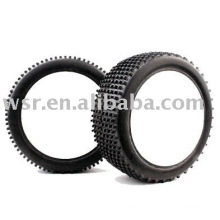 Fábrica de pneus de borracha RC personalizado