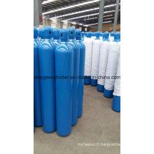 Gaz à haute pression de N2o de 99,9% rempli dans le gaz de cylindre de 10L avec la valve de Qf-2