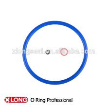 La alta calidad y los anillos azules de los sellos junta