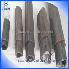 53,4 * 3,8 & 44,4 * tubo triangular de aço de 5,3 mm e tubo para eixo de tomada de força agrícola