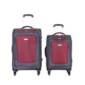 Expandable Duffle Big Space Trolley soft Luggage bags