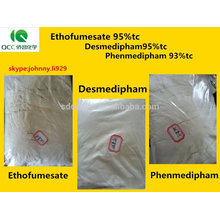 Гербицид Ethofumesate 95% tc, Desmedipham 95% tc, Phenmedipham 93% tc / агрохимикат -lq