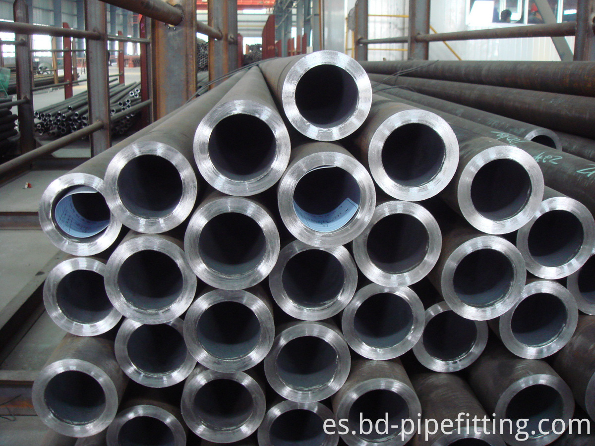 Seamless Pipes and Tubes