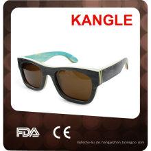 2015 100% handgemachte hochwertige Mode Holz Sonnenbrillen