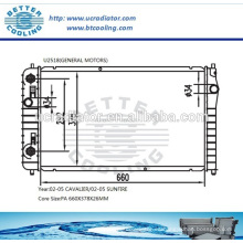 Radiador para General Motors Cavalier / SUNFIRE 02-05 OEM: 52381211/22661209
