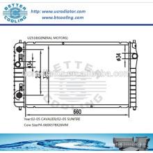 Radiateur pour General Motors Cavalier / SUNFIRE 02-05 OEM: 52381211/22661209