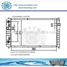 Радиатор для General Motors Cavalier / SUNFIRE 02-05 OEM: 52381211/22661209
