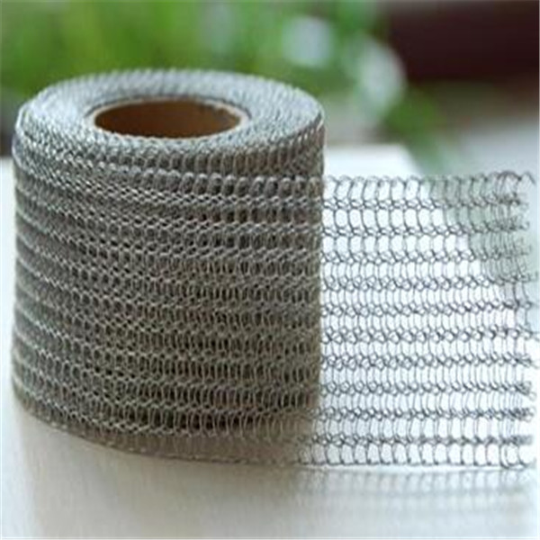 ISO certified knitted filter wire mesh