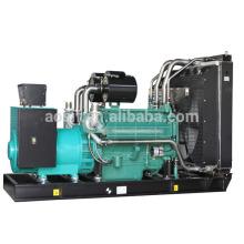 ¡Más vendido! Fábrica del generador eléctrico de 250kva China con el motor de Wandi