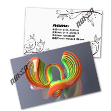 2015 Newest Recycled Plastic Business Cards