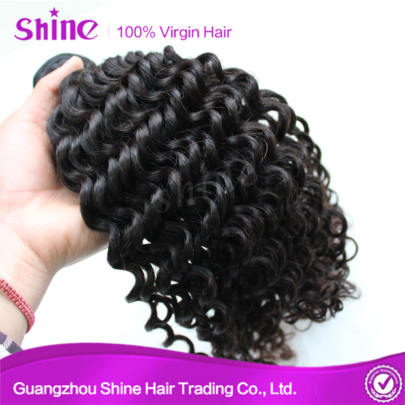 no tangle no shedding human hair extension