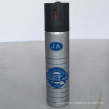 20ml mini spray au poivre coloré