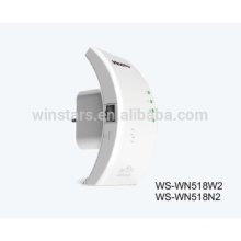 300Mbps 2.4GHz & 5GHz Concurrent DualBand Wireless wifi Repeater/AP,More range for every WLAN network