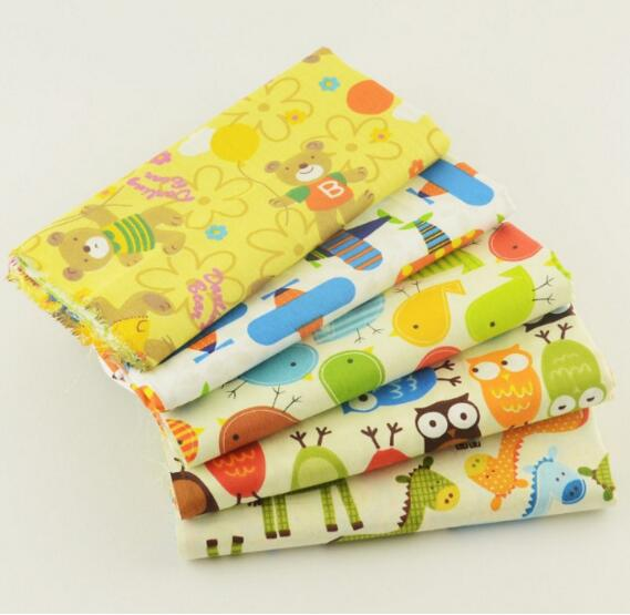 baby cartoon print fabric