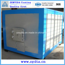 Машина для нанесения покрытий / Линия / Оборудование нагревательной печи с порошковым покрытием
