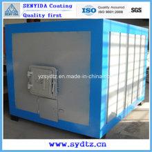 Лакировочная машина/линия/оборудование Отопление печь покрытия порошка