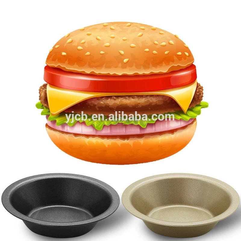 Mini Hamburger Mold