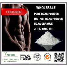 Hot-selling BCAA para nutrição esportiva com preço a granel