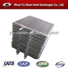Resfriador de óleo hidráulico de alumínio