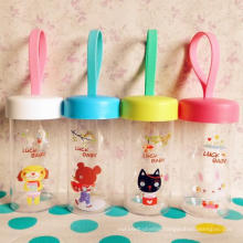 Beautiful Water Bottle for Baby 300-400ml