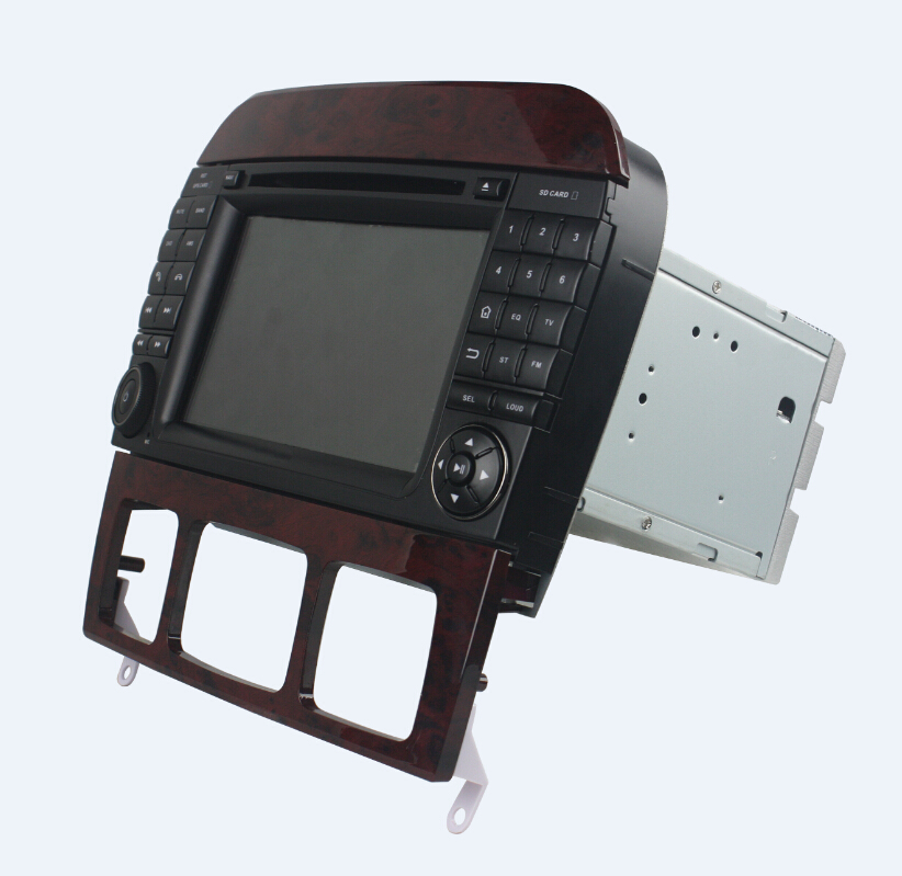 Car DVD Player For Benz S-Class