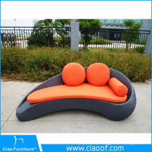 Good Quality Hot Sale Wholesale Outdoor Furniture Leisure Daybed
