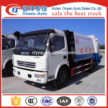 DFAC 8000L rear-loading compressional garbage truck