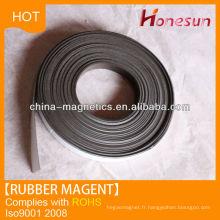 Permanent isotropic flexible rubber magnet sheet 30m