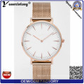 Yxl-196 promotionnel Vente chaude Mesh Watch Mesdames robe Montre Casual Vogue Quartz Montres