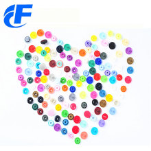 KAM plastic colorful snap button for file folders