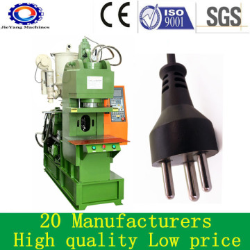 Máquina de moldeo por inyección de plástico Precio de Plug Connect