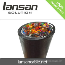 LANSAN High speed cat5e lan cable 100 pair CE UL ISO APPROVAL