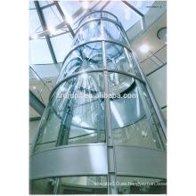 Nueva tecnología sala de máquinas pequeñas observación de ascensor