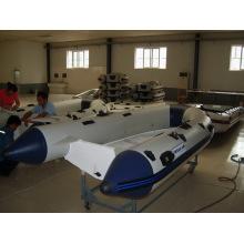 Barco de la costilla 2,7 m F9.9HP cultivador (RIB270)