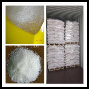 Sulfato de amonio N21% Cristales de grado industrial