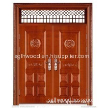 High Gloss Wooden Grain Mdf Cabinet Door