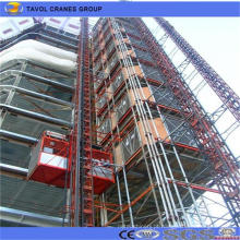 Elevador de construção de elevador de construção de grua de construção de China