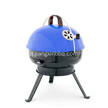 14 '' Barbecue da tavolo per barbecue all'aperto