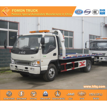 JAC 4X2 platform emergency rescue truck